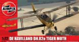 AIR01025 1/72 de Havilland DH.82 Tiger Moth (RAF) NEW Tooling